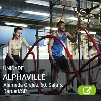 Box Cross Nutrition Unidade Box Alphaville