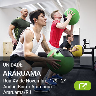 Box Cross Nutrition Unidade Araruama