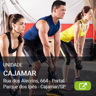 Box Cross Nutrition Unidade Cajamar