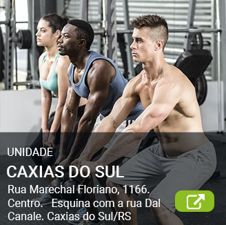 Box Cross Nutrition Unidade Box Caxias do Sul