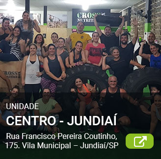 Box Cross Nutrition Unidade Jundiaí - Centro