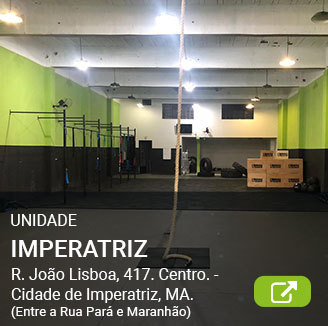 Box Cross Nutrition Unidade Cabreuva Chalezão
