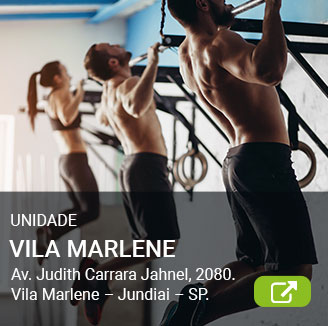 Box Cross Nutrition Unidade Vila Marlene