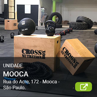 Box Cross Nutrition Unidade Mooca