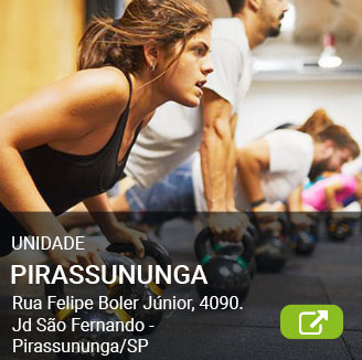 Box Cross Nutrition Unidade Pirassununga