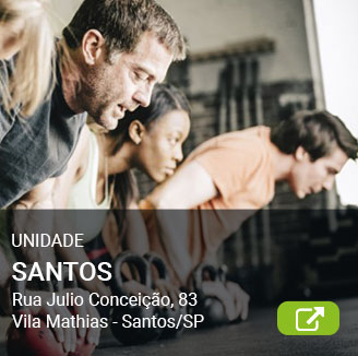 Box Cross Nutrition Unidade Santos