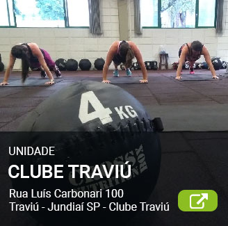Box Cross Nutrition Unidade Jundiaí - Traviú
