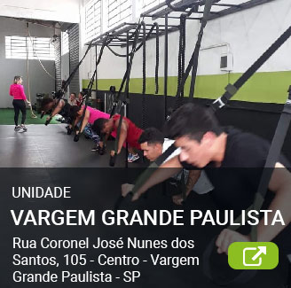 Box Cross Nutrition Unidade Vargem Grande Paulista
